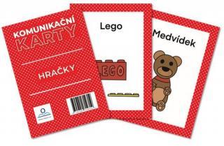 Komunikační karty Hračky - Staněk Martin [Karty]